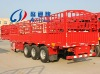 Tri-Axles Livestock and Poultry Transport Semi Trailer