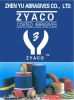 ZYACO Brand Super Quality Abrasive paper & Cloth