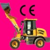 Small wheel loader ZL908 with CE certification, log grab