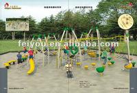 Playground Physical training