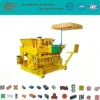 JQM-6A movable burning free block making machine, brick block machine in Saudi Arabia