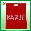 T-shirt bag Eco non woven material
