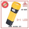 Rechargeable LED Flashlight AS-828