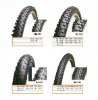 Bicycle tire and tube