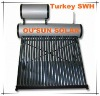 2012 The Best Vacuum Tube Solar Water Heater Turkey