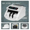 Money counter machine RP3326-04 with UV/MG/MT/IR