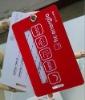 Plastic Key Tag/Barcode Key Tag