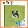 Cloth cover convex embroidery craft photo album
