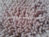 100%polyester 700gsm chenille fabic