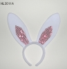 rabbit ears headband (For Easter Decoration)