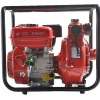 Self priming Fire Pump, 8 m Suction, Measuring 2-inch/100mm, Mini Machine 9HPS, 60 Lifting