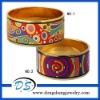energy bracelet enamel promotion gift jewelry mexican bangle