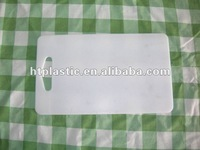 Plastic Food Grade Rectangle break cutting board
