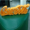 EPS Solid Sign for Coca-Cola