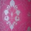pvc vinyl wallpaper for home decoration