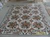 marble mosaic floor tile