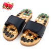 Cobblestone foot massage slippers Stone health slippers summer at home lovers slippers