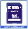 4GB Class 6 SDHC Digital Memory Card
