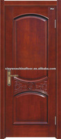 XMS10 Design Quality Red Solid Wood Door