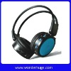 colorful mp3 headphones with SD card and FM
