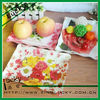 colorful Acrylic food tray
