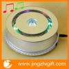Free choose Music Crystal led base lights for wedding stage decoration