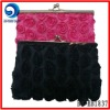 fashion women silk evening bag/clutch party bag