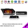 double dins 7inch iwish car dvd navigation for Mercedes benz x 204 GLK300 GLK350