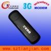 CDMA network 3G USB modem