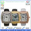 Watch faces for jewelry making genuine leather strap