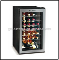 32 bottles thermoelectric 78L wine cellar