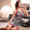 Digital Printed satin fabric for Gowns, Nighties, Sleep Wears, Garments.