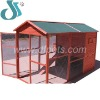 Rabbit hutch chicken coop pet cage