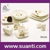 Decorative Porcelain Dinner Set