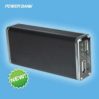 6600mAh multiple mobile phone battery charger