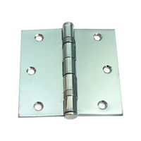 iron square hinges, loose pin w/t 2BB and screws