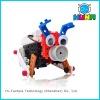 plastic walking toy pig