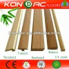 bamboo flooring accessories floor transition strips Reducer,skirting board, floor thresholds