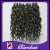 Natural Wavy Indian Hair Extension Weft
