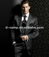 MS-090 Korean wedding designer suits for men