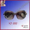 2012 New style Sun Glass with Stone