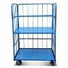 Collapsible Rolling Storage Cart