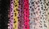 Jacquard Polyester Satin Fabric