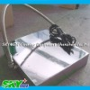 Ultrasonic cleaner for alkaline tank bath custom made