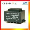 encapsulated PCB transformer epoxy resin sealed EI54/18.8-16.0VA
