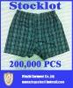 Best saler boxers for men stocklot