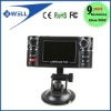 High quality Infrared night vision Dual Lens Mini DVR IR Car Vehicle Dash Dashboard Camera Recorder
