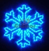 super beautiful 40 x 40cm LED Christmas Light(Snowflake)