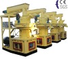 Hard wood pellet machine