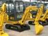 1.7tons mini Excavator with cab,ce